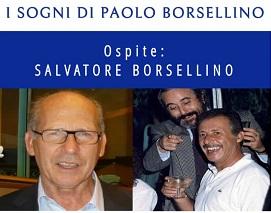 """""""I sogni di Paolo Borsellino"""". Diretta Facebook con Salvatore Borsellino"""