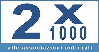2 per mille per le associazioni culturali