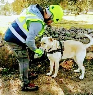 """Con ANTA Sava i """"cani molecolari"""" per cercare le persone scomparse"""