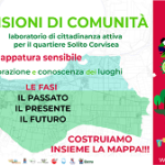 Mappatura sensibile del quartiere Solito Corvisea: il contributo degli Istituti Viola e Volta!