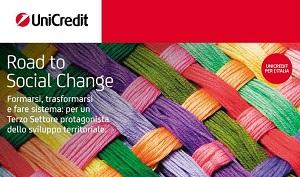 """""""Road to Social Change"""". 7 digital talk per approfondire il ruolo del Terzo Settore per lo sviluppo territoriale"""