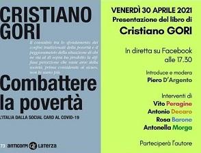 """""""Combattere la povertà"""" il libro di Cristiano Gori"""
