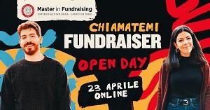 Open Day al Master in Fundraising per scoprire la 20°Edizione