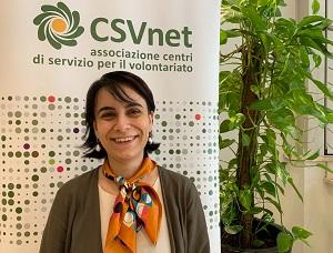 Eletta la nuova presidente di CSVnet