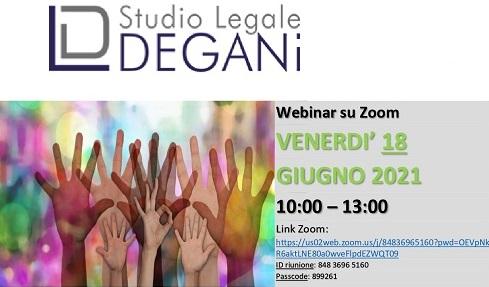 """""""Il Terzo Settore e i Servizi socio-sanitari: possibili linee di sviluppo"""". Webinar gratuito"""