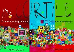 """""""In Cortile""""…il teatro di strada"""