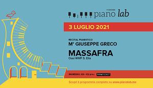 Piano Lab a Massafra. Ancora una volta Monte Sant'Elia diventa un palcoscenico a cielo aperto per uno spettacolo di musica.