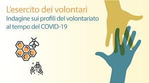 """Indagine """"Volontariato al tempo del Covid-19"""""""