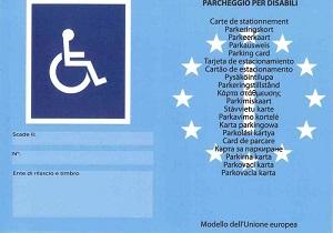 Arriva il pass unico europeo per disabili