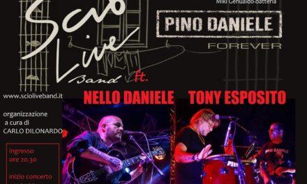 """Con il concerto """"La musica salva"""" a Martina Franca la musica diventa solidale nel ricordo di Pino Daniele"""