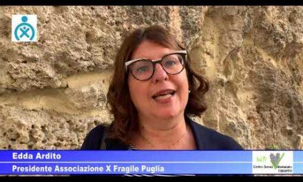 """A Taranto per la prima volta celebrata """"Giornata Europea della Sindrome X Fragile 2020"""" pugliese"""