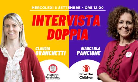 On line un evento per conoscere da vicino Giancarla Pancione e Claudia Brachetti