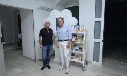 La Biblioteca di Comunità a Massafra. Servizi innovativi per la promozione della lettura e della cultura