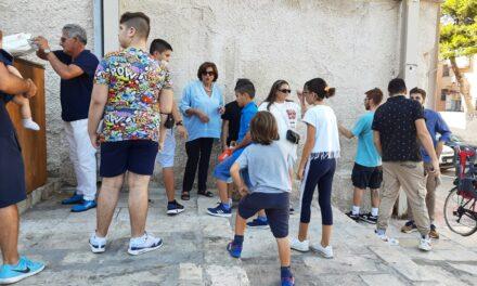 """Anche a Taranto """"Non sono un murales – Segni di comunità"""""""