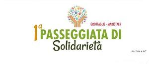 """""""Passeggiata di Solidarietà"""" I edizione"""
