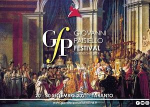 """""""Giovanni Paisiello Festival 2021"""". Paisiello alla corte di Napoleone"""