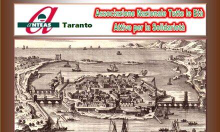 All'Anteas di Taranto riprendono gli appuntamenti con la cultura e la bellezza