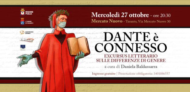 """""""Dante è connesso"""". Un monologo sulle differenze di genere"""